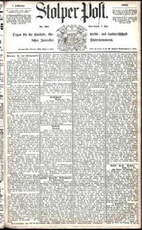 Stolper Post Nr. 103/1883