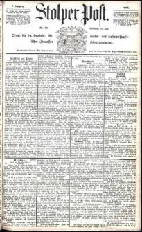 Stolper Post Nr. 111/1883