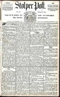 Stolper Post Nr. 117/1883