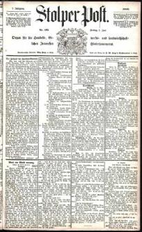 Stolper Post Nr. 125/1883