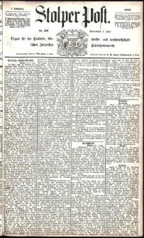 Stolper Post Nr. 126/1883