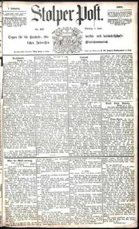 Stolper Post Nr. 127/1883