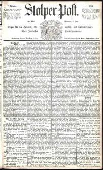 Stolper Post Nr. 129/1883