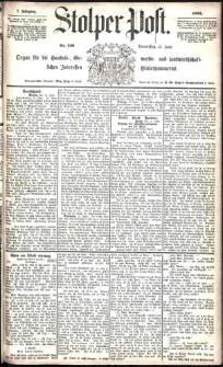 Stolper Post Nr. 136/1883