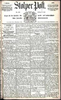 Stolper Post Nr. 143/1883