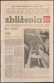 Zbliżenia : tygodnik społeczno-polityczny, 1983, nr 5