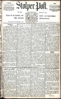 Stolper Post Nr. 151/1883