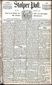 Stolper Post Nr. 153/1883