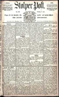 Stolper Post Nr. 158/1883