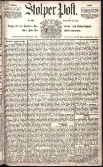 Stolper Post Nr. 162/1883