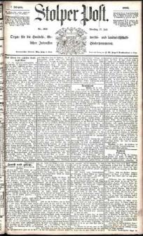 Stolper Post Nr. 164/1883