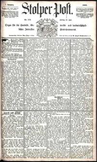 Stolper Post Nr. 173/1883