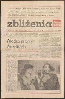 Zbliżenia : tygodnik społeczno-polityczny, 1983, nr 9