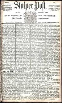 Stolper Post Nr. 180/1883