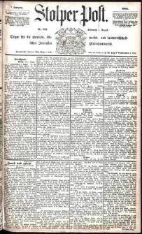Stolper Post Nr. 183/1883