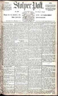 Stolper Post Nr. 190/1883