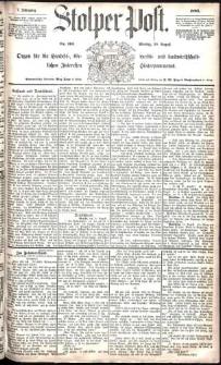 Stolper Post Nr. 193/1883