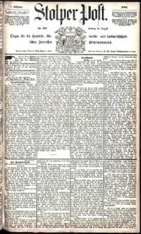 Stolper Post Nr. 197/1883