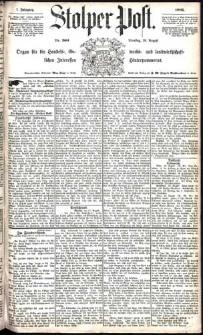 Stolper Post Nr. 200/1883