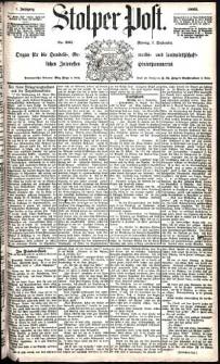 Stolper Post Nr. 205/1883