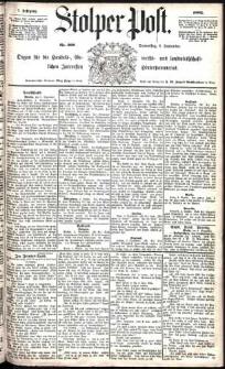 Stolper Post Nr. 208/1883