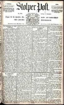 Stolper Post Nr. 216/1883