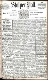 Stolper Post Nr. 225/1883