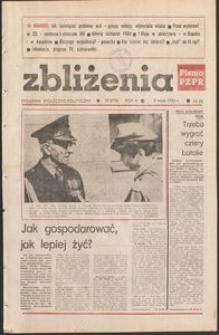 Zbliżenia : tygodnik społeczno-polityczny, 1983, nr 18