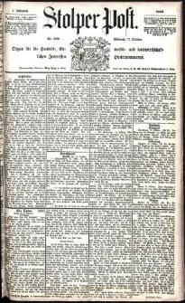 Stolper Post Nr. 243/1883
