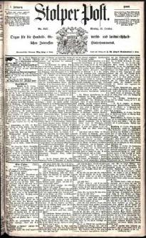 Stolper Post Nr. 247/1883