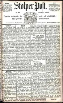 Stolper Post Nr. 262/1883