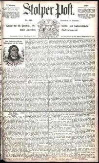 Stolper Post Nr. 264/1883