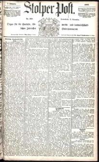 Stolper Post Nr. 270/1883