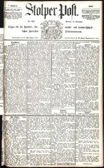 Stolper Post Nr. 271/1883