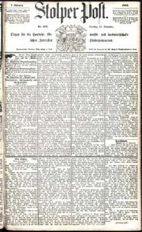 Stolper Post Nr. 272/1883