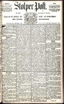 Stolper Post Nr. 280/1883