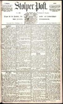 Stolper Post Nr. 291/1883