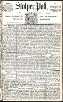 Stolper Post Nr. 294/1883