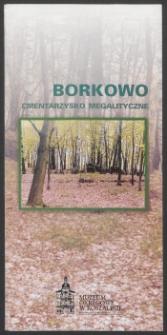 Borkowo cmentarzysko megalityczne