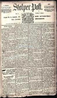 Stolper Post Nr. 4/1885