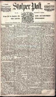 Stolper Post Nr. 14/1885