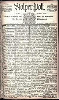 Stolper Post Nr. 49/1885