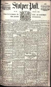 Stolper Post Nr. 53/1885
