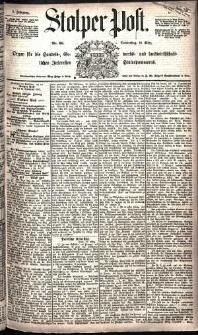Stolper Post Nr. 66/1885
