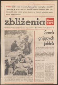 Zbliżenia : tygodnik społeczno-polityczny, 1982, nr 28