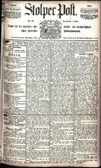 Stolper Post Nr. 79/1885