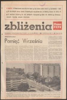 Zbliżenia : tygodnik społeczno-polityczny, 1982, nr 29
