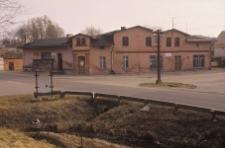 Zabudowania wiejskie - Ugoszcz