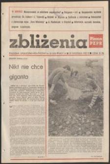Zbliżenia : tygodnik społeczno-polityczny, 1982, nr 32