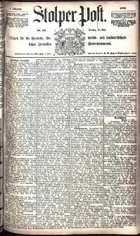 Stolper Post Nr. 111/1885